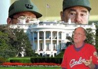 Raul, Fidel Castro, William Ayers