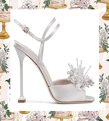 141979f2676c3 The Most Fabulous Wedding Shoes Shoegal Out In The World