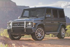 Mercedes Is Recalling The G65 Because It Can Go Too Fast Backwards (Photos)
