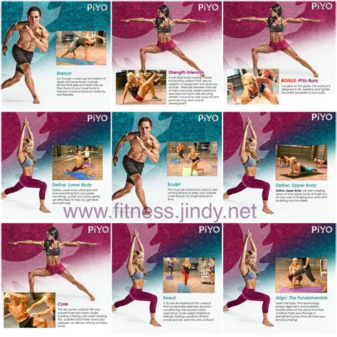 Piyo Workout Commercial