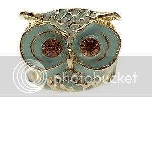 Friday Fixation: More Owl Stuff