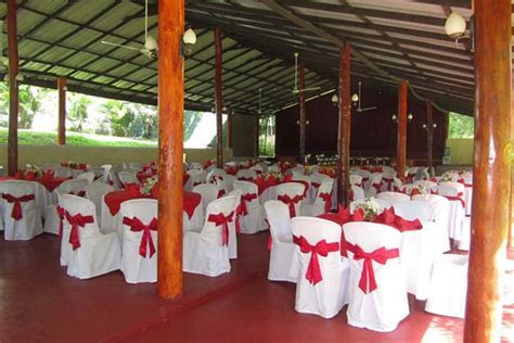 Senuri Reception Hall, Kurunegala   Wedding Detail