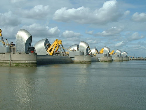 Thames_Barrier Barrera Tamesis