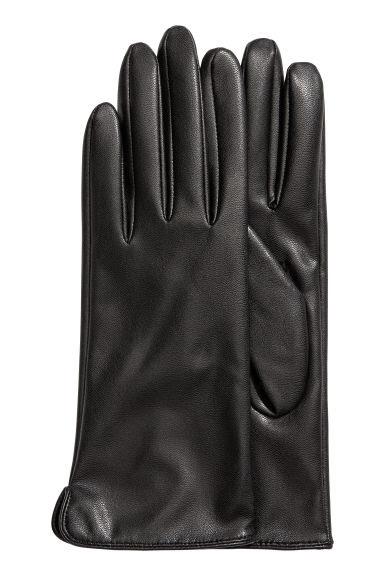 Gants - Noir - FEMME | H&M FR 1
