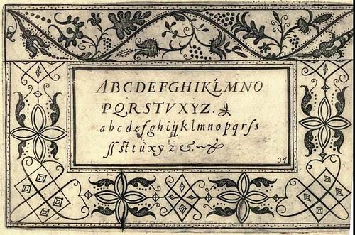 Bertozzi + Zanilla 1604 Lace Typography n