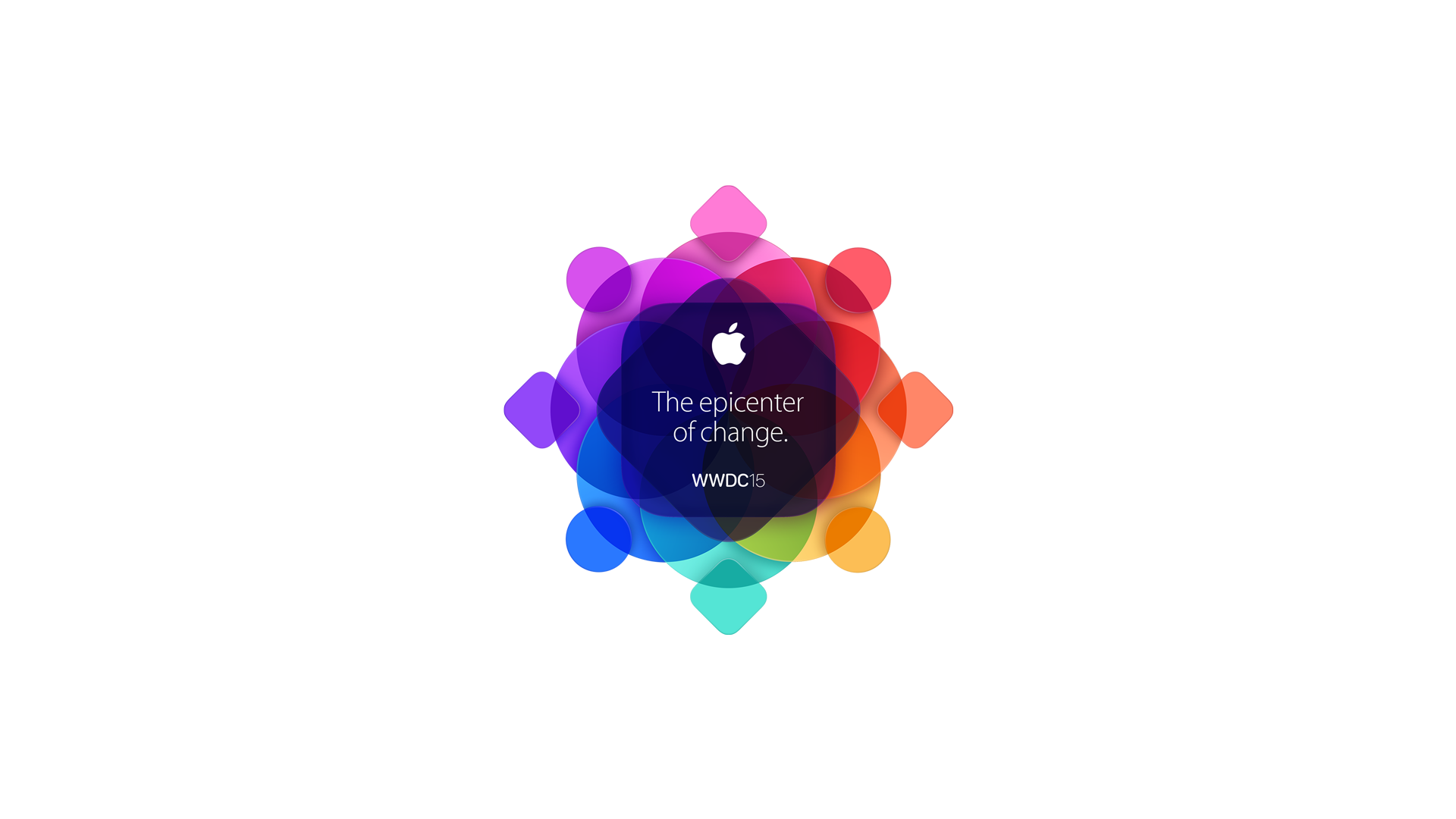 WWDC 2015 wallpapers: the epicenter of change