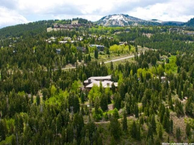 Huntsman's Park City Home Located on 60 Acres