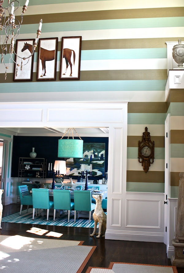 Traditional home 2012 Hampton Designer Showhouse