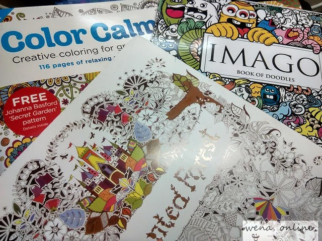 [Point of View] Adult Coloring Books