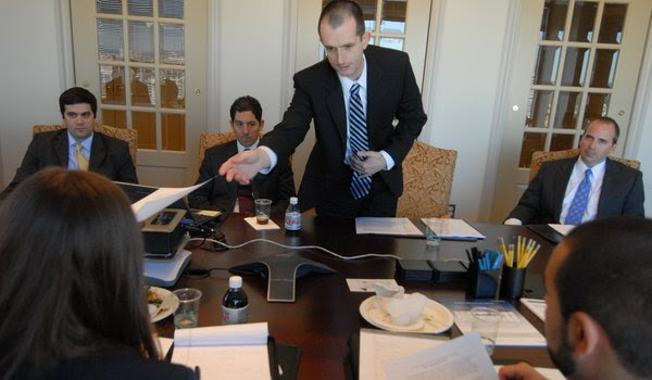 Law firms give crash courses in how to be a lawyer