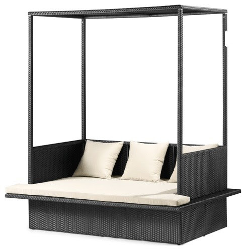 Outdoor Canopy Bed Outdoor Canopy Bed - contemporary - patio ...