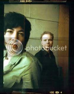 Damon and Naomi