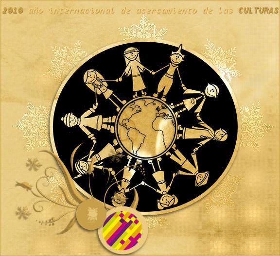 2010 año internacional de acercamiento de las CULTURAS
