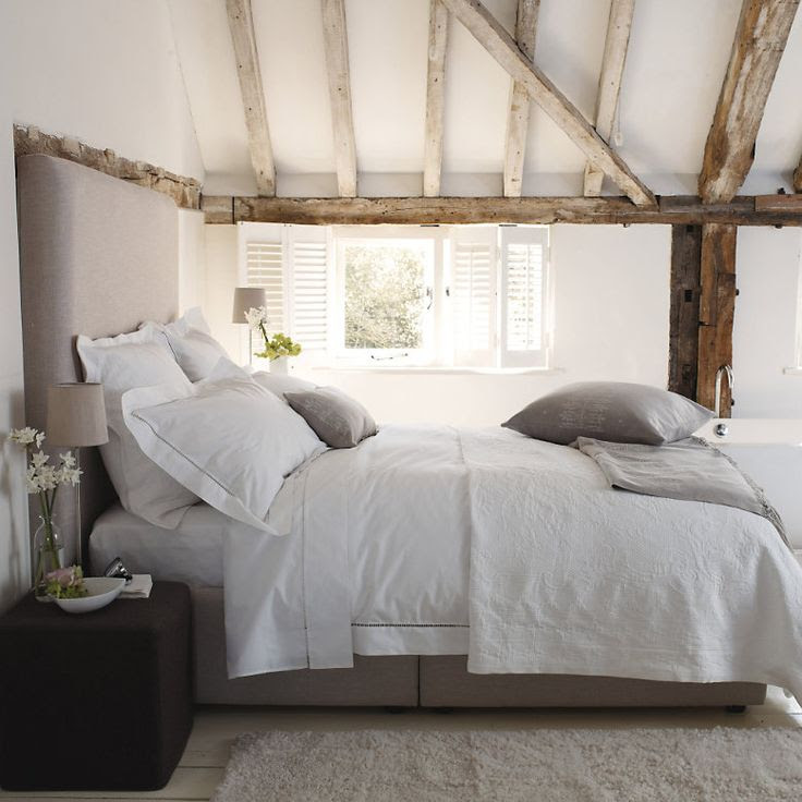 50 Sleigh Bed Inspirations For A Cozy Modern Bedroom: Modern Country Style: 50 AMAZING And Inspiring Modern