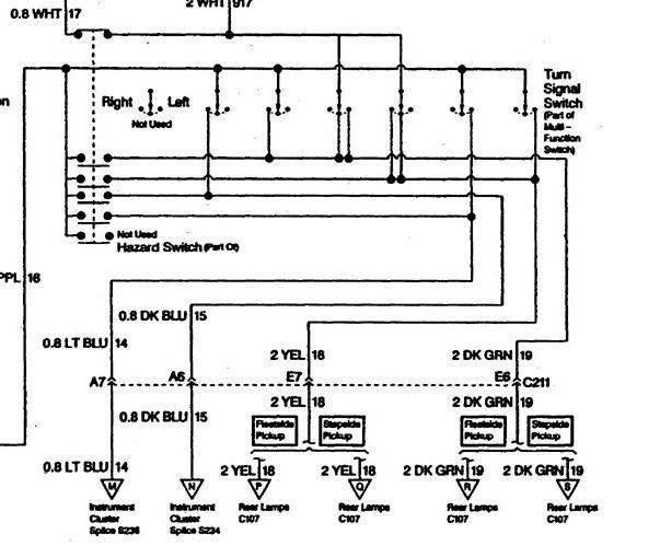 35 1997 Chevy Silverado Rear Brake Diagram - Wiring ...