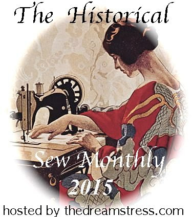The Historical Sew Monthly 2015 thedreamstress.com