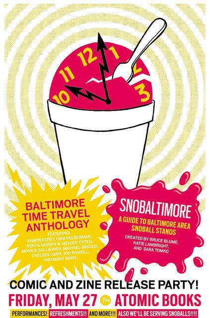 Time Traveling Snoballs