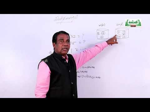 7th Maths இயற்கணிதம் அலகு  3  Kalvi TV