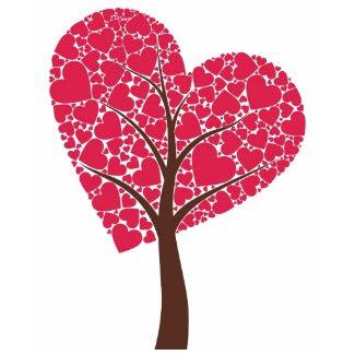 Tree of Love shirt