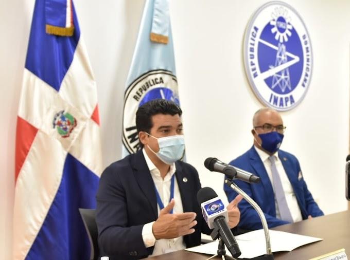 INAPA ANUNCIA SORTEO DE 43 LOTES DE OBRAS POR RD$570 MILLONES DE PESOS