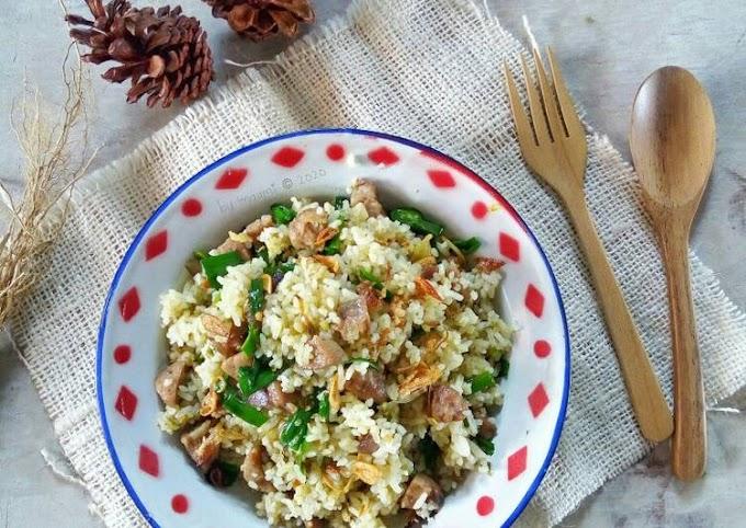 Cara Praktis Mempersiapkan Nasi Goreng Bakso Lezat