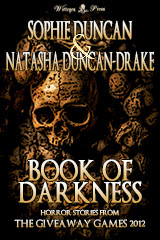 Book of Darkness by Sophie Duncan & Natasha Duncan-Drake Front Cover