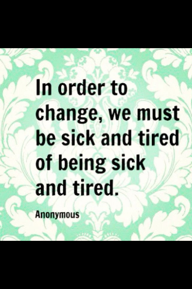 Tired Feeling Sick Quotes
