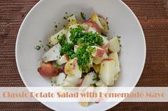 1classic potato salad