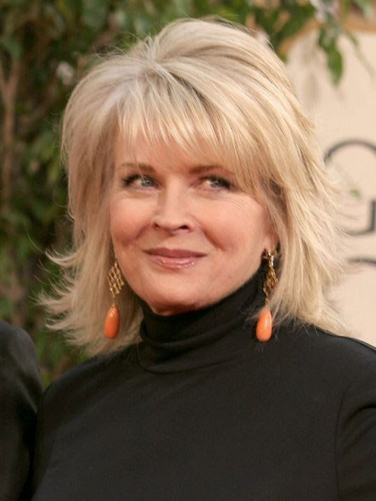 """""""Self-acceptance has been a blessed by-product of middle age."""" ~  Candice Bergen"""