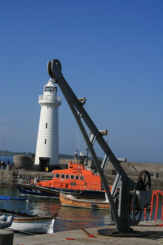 Winching the Lighthouse?