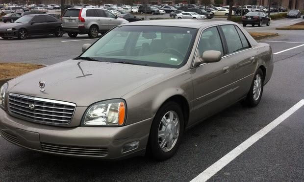 2003 Cadillac DeVille - Information and photos - MOMENTcar
