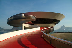 Contemporary Art Museum, Niteroi, Rio de Janeiro