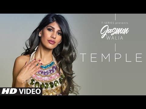 Temple Full Video Song HD Video | Jasmin Walia | Latest Song 2017