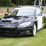 Police Swap Dodge Charger For Tesla Model S - CarBuzz