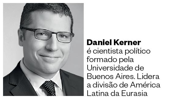 Daniel Kerner (Foto: Época)
