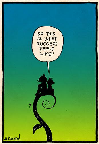 Laugh-Out-Loud Cats #2312 by Ape Lad