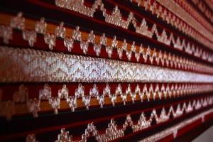 Jenis Tapis Lampung Menurut Asal pemakainya