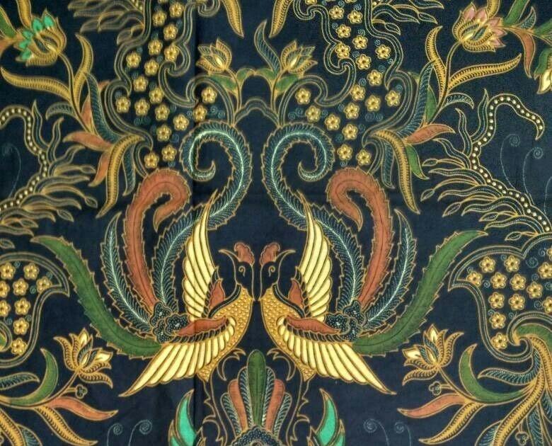 Desain Batik Tulis - Batik Indonesia