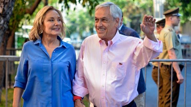 Los primeros números dan como ganador a Sebastián Piñera