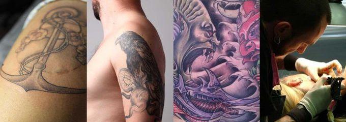 Tres Tatuadores Por Los Que Merece La Pena Dejarse La Piel En Valencia