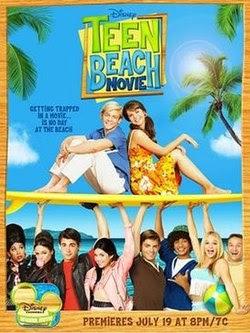 Where Was Teen Beach Movie Filmed