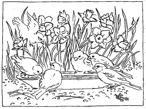 Coloring Pages Printables Flowers For Adults