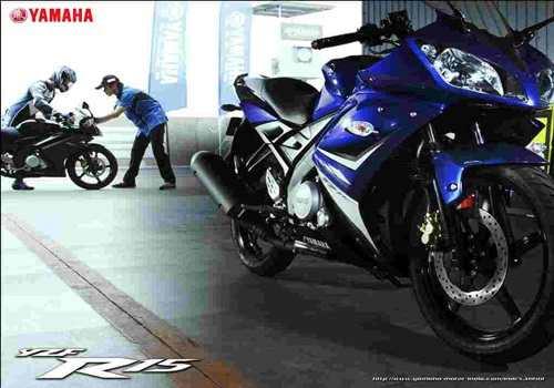 Modifikasi Motor Yamaha R