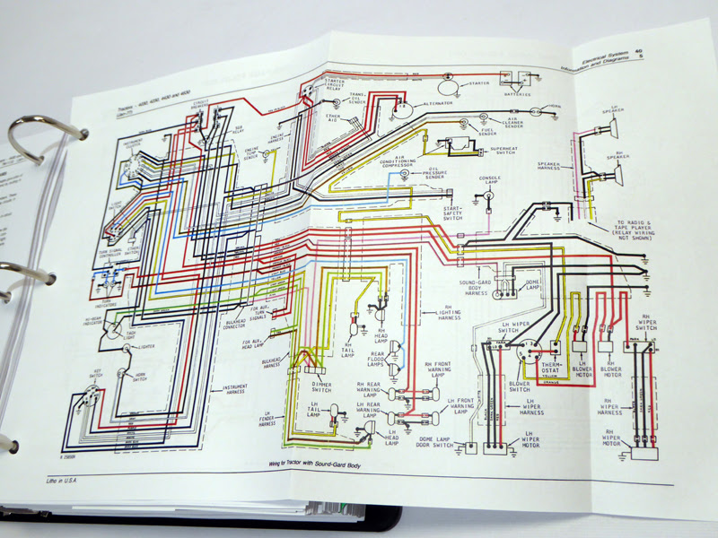 33 John Deere 4430 Wiring Diagram