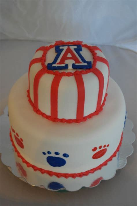 9 best images about U of a cakes on Pinterest