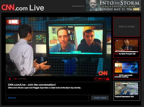 CNN.com Live 5/28/09