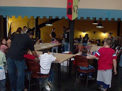 Ticobot 2008 - Área de niños