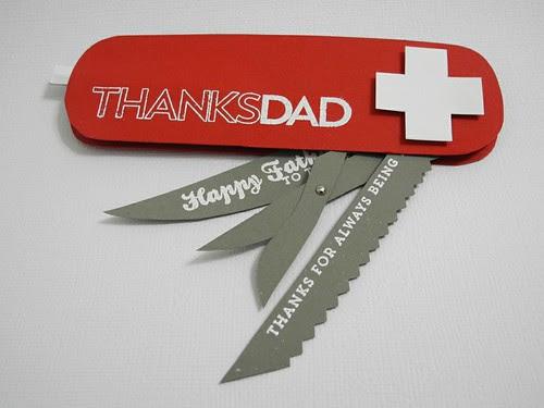 Thanks, Dad!