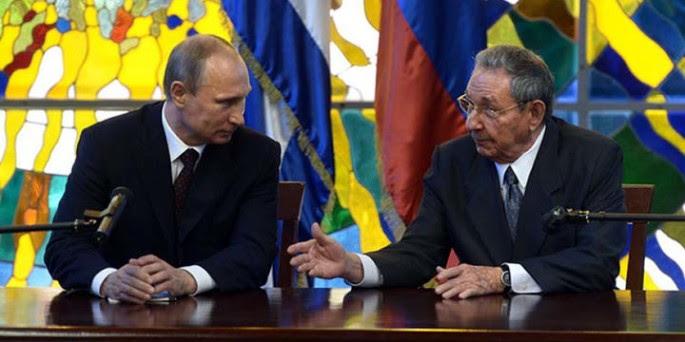 Raúl Castro se reúne con Vladímir Putin: Las claves de una alianza estratégica
