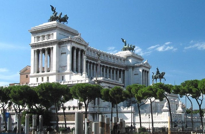 File:Italien Rom Vittorio Emmanule Monument 1.JPG